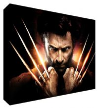Wolverine Canvas Art - NEW - Choose your size - Ready to Hang - FREE P&P - NEW